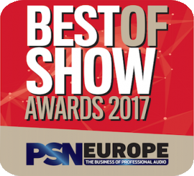 d:vice™ Digital Audio Interface won best of show 2017