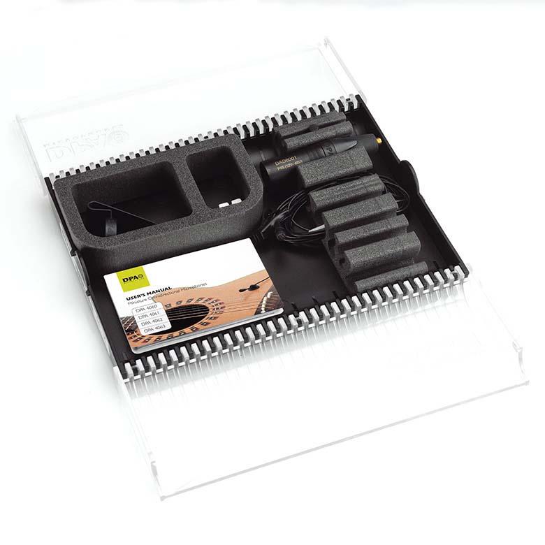 LMK-SC4060 领夹式话筒套装 d:screet™ 4060 微型话筒