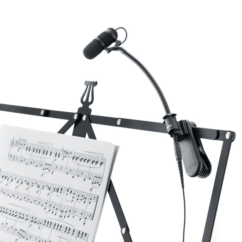 VO4099CM 乐器话筒带夹式安装座