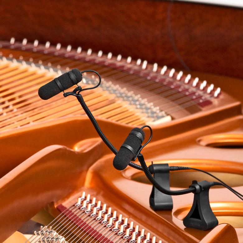 VO4099P 钢琴乐器话筒立体声套装