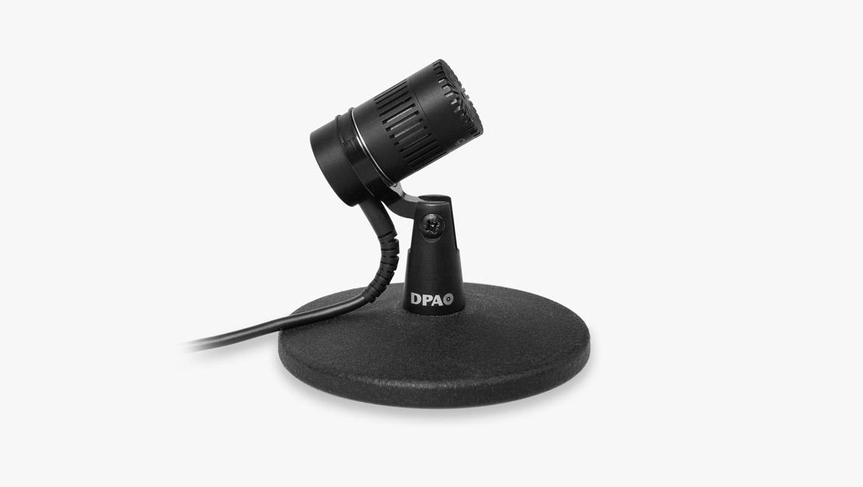 4018 超心型桌面套装,侧面出线